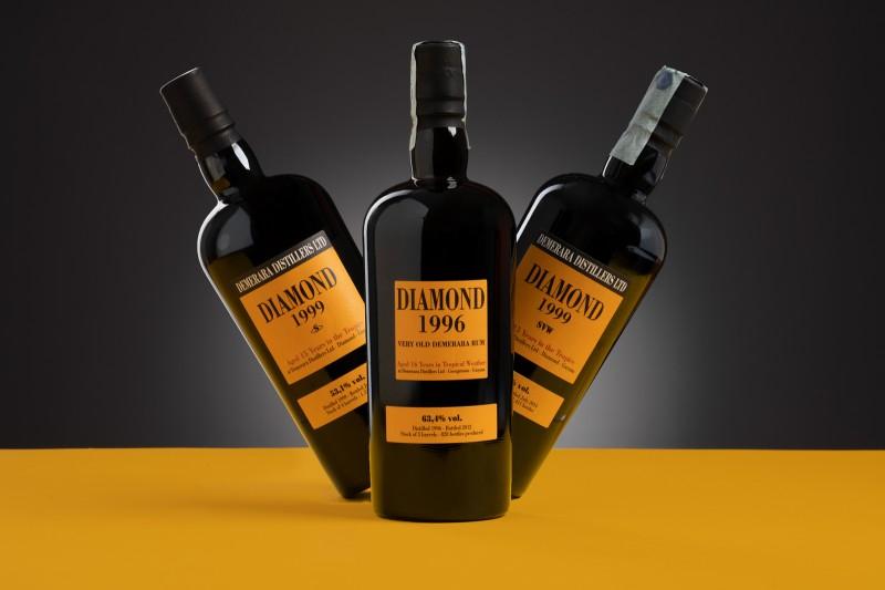 Diamond Distillery Guyana Velier Rum