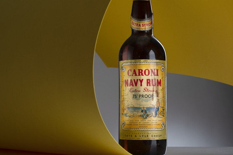 Caroni 1960s Tate and Lyle Rum