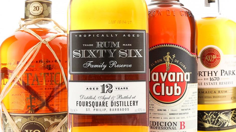 Award-winning Rum