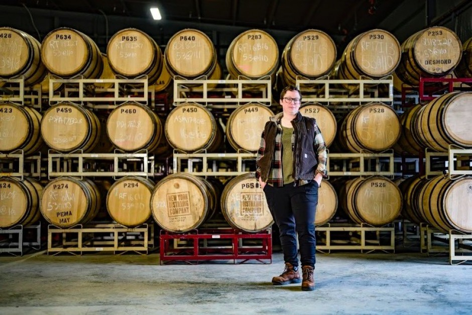Interview with Maggie Campbell, Privateer Rum Distillery