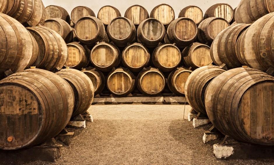 Casks of Rum