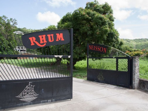Distillerie Neisson in Martinique