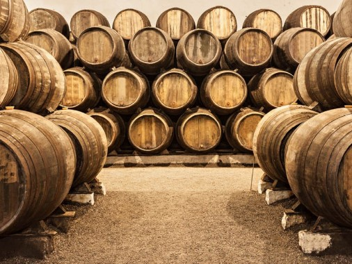 Casks of Rum