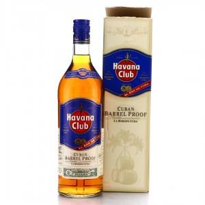Havana Club Cuban Barrel Proof 1 Litre