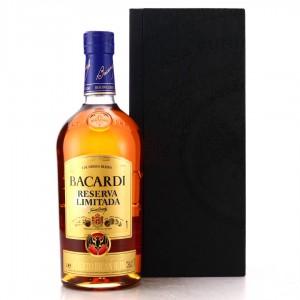 Bacardi Reserva Limitada 1 Litre
