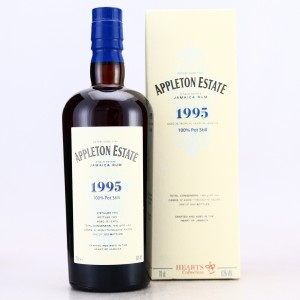 Appleton Estate 1995 Velier 25 Year Old / Hearts Collection