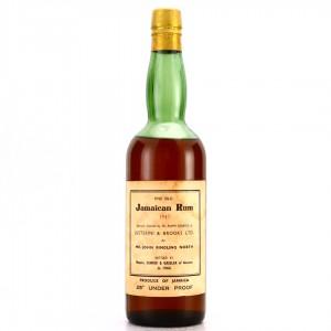 Justerini and Brooks 1945 Jamaican Rum