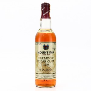 Mount Gay Aged Rum 1990s