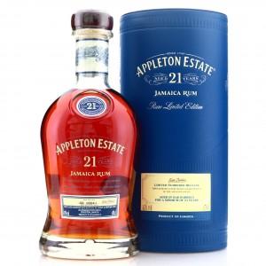Appleton Estate 21 Year Old 2013