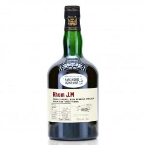 Rhum J.M 2014 Single Cask #1409158 75cl / Park Avenue Liquor Shop