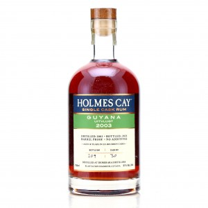Uitvlugt 2003 Holmes Cay 18 Year Old 75cl / US Import