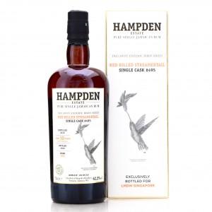 Hampden LROK 2010 Single Cask 10 Year Old #495 / Trelawny Endemic Birds