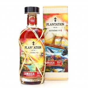 Clarendon MMW 1994 Plantation 26 Year Old Extreme No.4 75cl / US Import