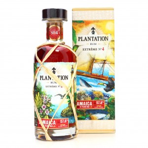 Long Pond STC❤E 1995 Plantation 25 Year Old Extreme No.4 75cl / US Import