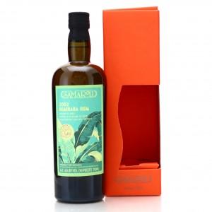 Demerara Rum 2002 Samaroli Single Cask #1800013 / Lost Lake 75cl / US Import