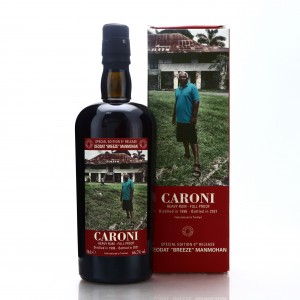 Caroni 1996 Velier Full Proof Heavy / Deodat 'Breeze' Manmohan