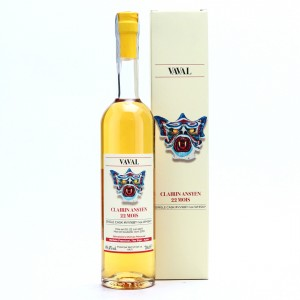 Vaval 2017 Single ex-Whisky Cask 22 Month Old Clairin Ansyen / Michele Franciosi, The Sign