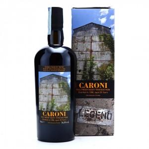 Caroni 1996 Velier 20 Year Old Single Cask Heavy #R3718 / Stefano Cremaschi