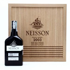 Neisson 2003 Exceptional Cask Sacha