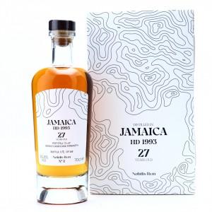 Hampden C<>H 1993 Nobilis Rum 27 Year Old
