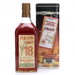 J. Bally 2000 Single Cognac Cask 18 Year Old