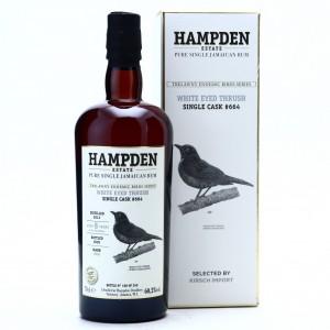 Hampden OWH 2012 Single Cask 8 Year Old #664 / Trelawny Endemic Birds