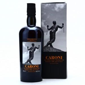 Caroni 2000 Velier 15 Year Old Single Cask Heavy #3767 / LMDW