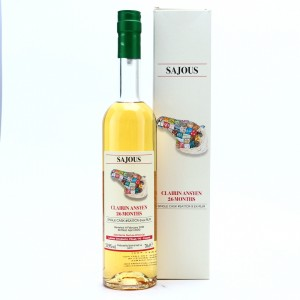 Sajous 2018 Single ex-Rum Cask 26 Month Old Clairin Ansyen / Lukasz Chidacki