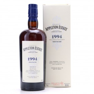 Appleton Estate 1994 Velier 26 Year Old / Hearts Collection