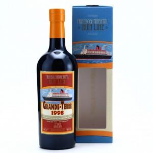 Grande-Terre 1998 Transcontinental Rum Line Cask Strength