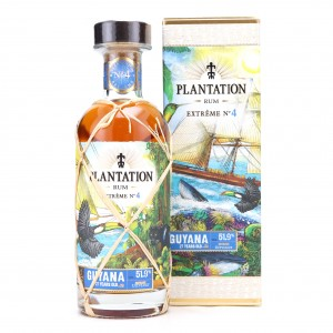 Port Mourant 1993 Plantation 27 Year Old Extreme No.4 / The Nectar