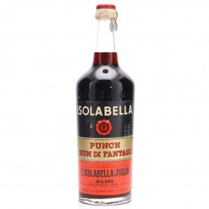 Isolabella Punch Rhum di Fantasia 1 Litre 1950s