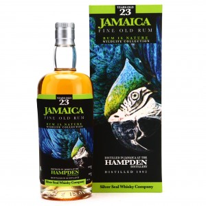 Hampden 1992 Silver Seal 23 Year Old / Rum Is Nature