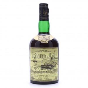 Rhum J.M 1975 Rhum Vieux