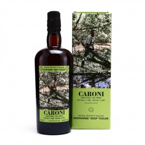 Caroni 1996 Velier Full Proof Heavy / Roopnarine 'Roop' Toolsie