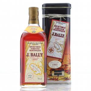 J. Bally 1982 Rhum Vieux