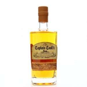 Captain Cook's 2 Year Old Oloroso Cask 50cl