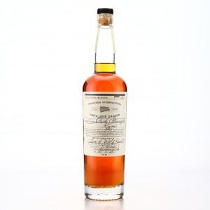 Privateer Distiller's Drawer #101 Cask Strength Son of Wolf Rum