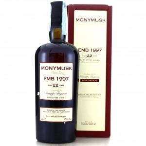 Monymusk EMB 1997 Velier 22 Year Old / Giuseppe Begnoni