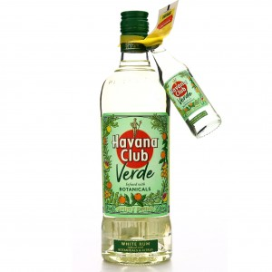 Havana Club Verde with Miniature