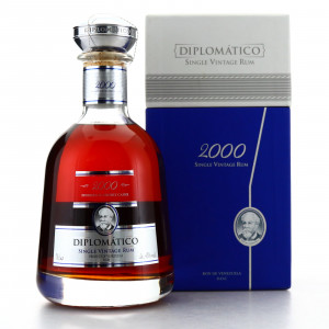 Diplomatico 2000 Sherry Cask Finish
