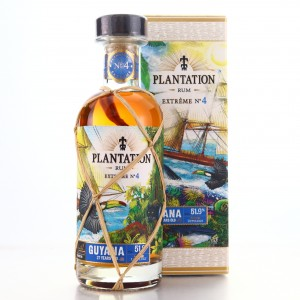 Uitvlugt 1993 Plantation 27 Year Old Extreme No.4