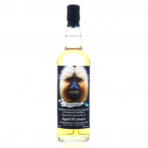 Port Mourant 10 Year Old Passion for Whisky Single Cask #72 / Boogieman Import
