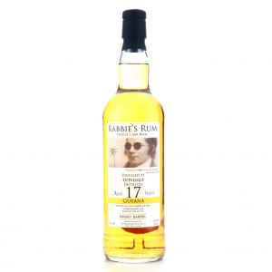 Uitvlugt MPM 1999 Rabbies's Rum 17 Year Old​​​​​​​