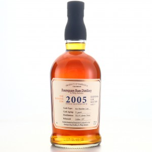 Foursquare 2005 Bourbon Cask 12 Year Old