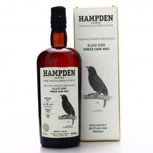 Hampden OWH 2012 Single Cask 8 Year Old #662 / Trelawny Endemic Birds