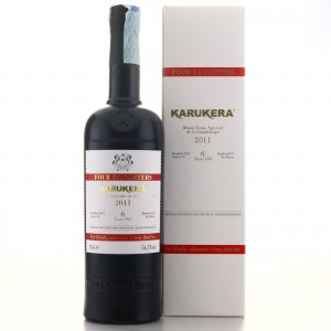 Karukera 2011 Four Daughters 6 Year Old / Velier 70th