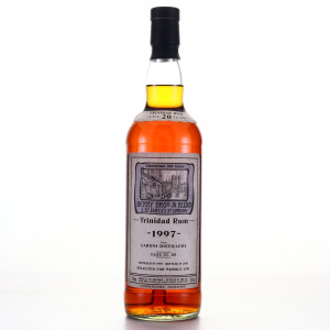 Caroni 1997 Berry Brothers and Rudd 20 Year Old / Whisk-E