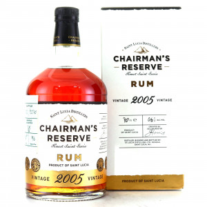 Chairman's Reserve 2005 Single Cask 14 Year Old