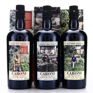 Caroni Velier Employees 4th Release 3 x 20cl